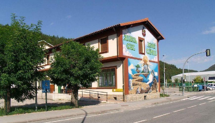 Albergue municipal de Zubiri